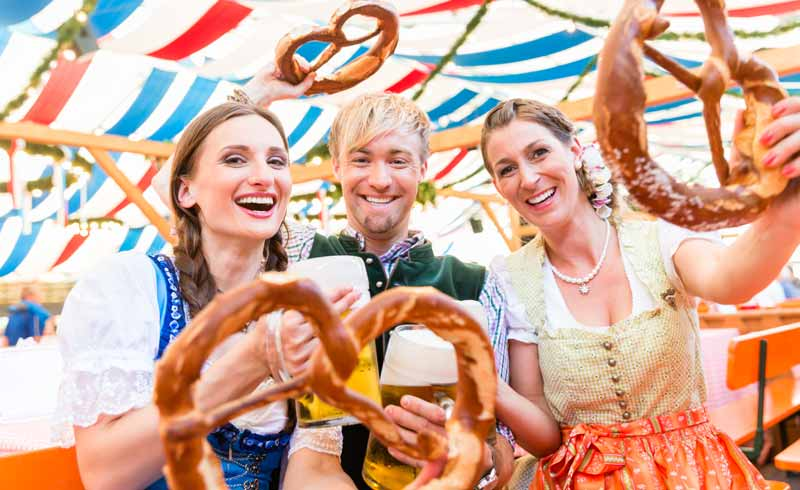 festivals to catch by bus