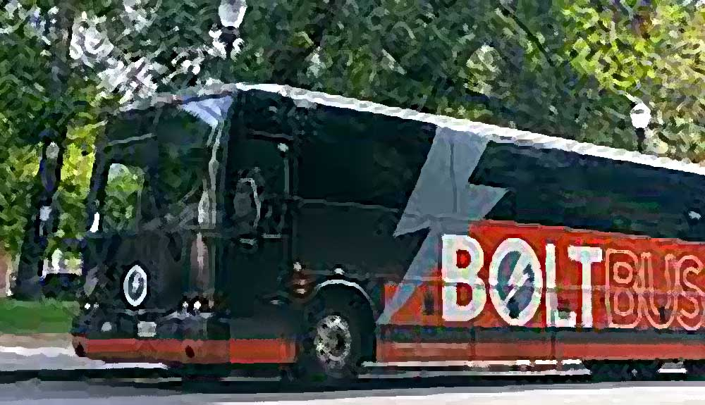 Bolt Bus - BusTickets.com