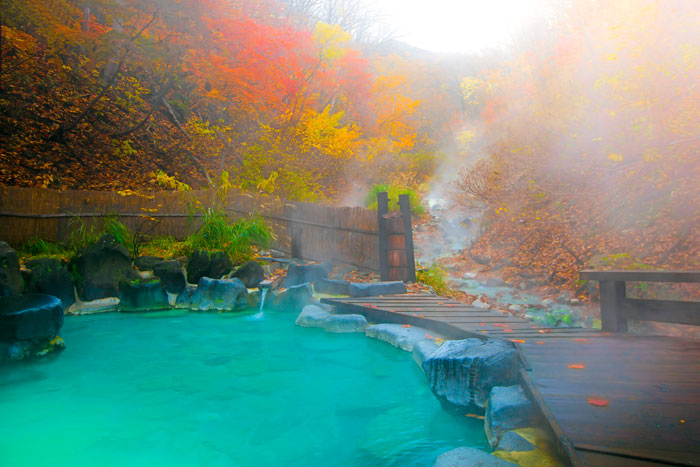 There are so many spas around the U.S. Why not try something a little unique?